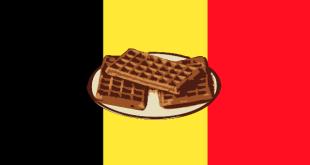 belgisches Waffeleisen