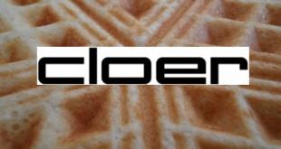 cloer Waffeleisen